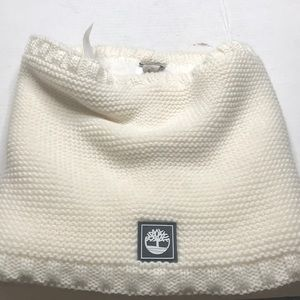 Timberland Scarf Collar NWT fuzzy warm fleece
